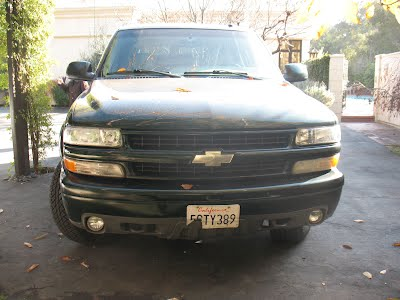 Chevy Tahoe 2013