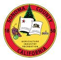 Sonoma County Evac Map